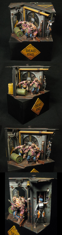 Dead End - Crystal Brush 2012 Diorama entry