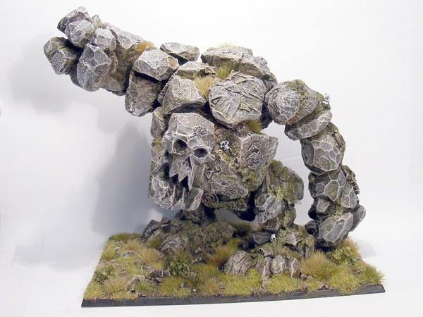 Orc Rogue Idol Gork