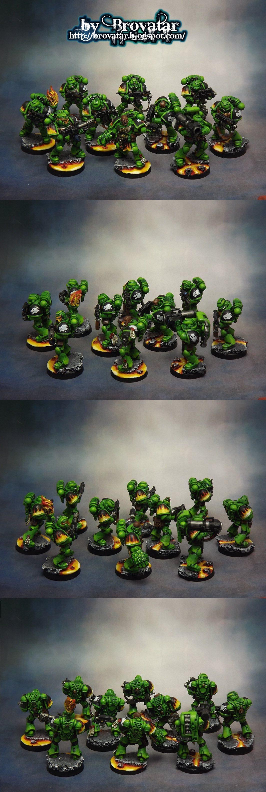Salamander Tactical Squad