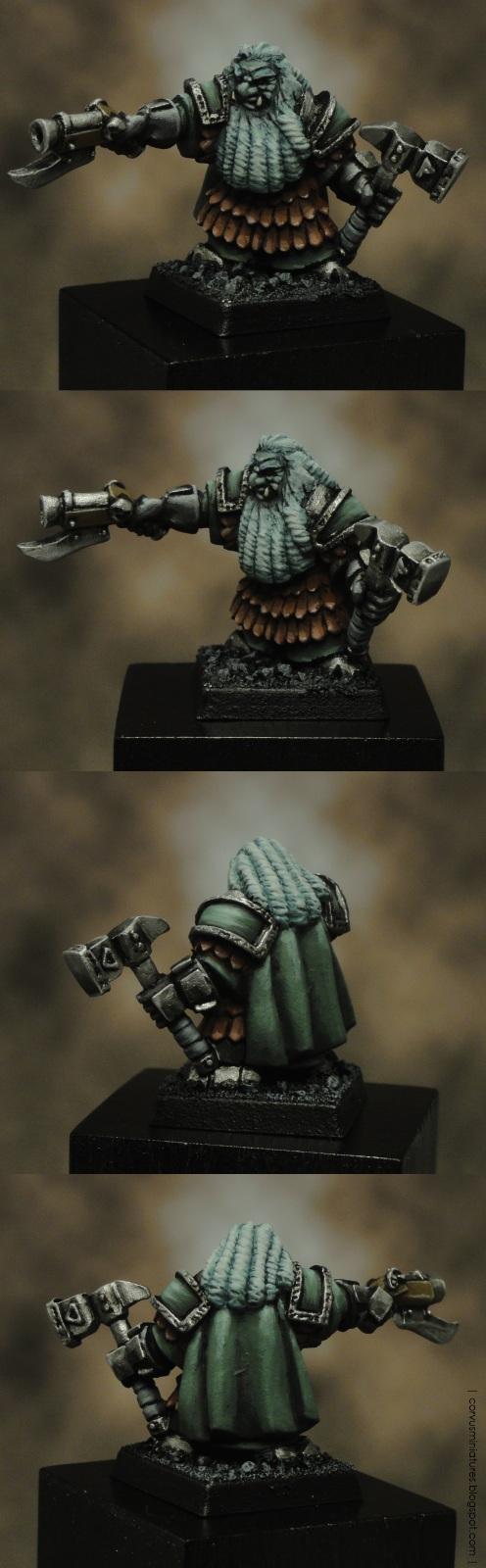Marrog Blackhand (Titan Wargames)