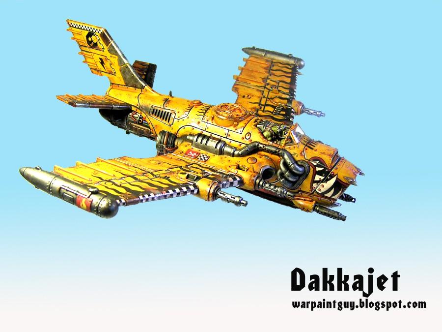 Ork Dakkajet