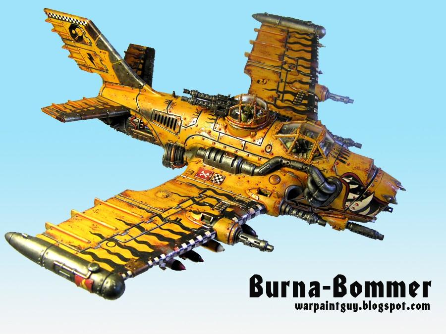 Ork Burna-Bommer