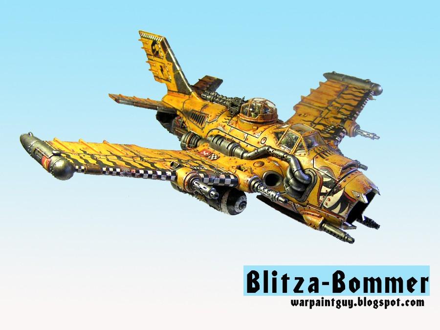 Ork Blitza-Bommer
