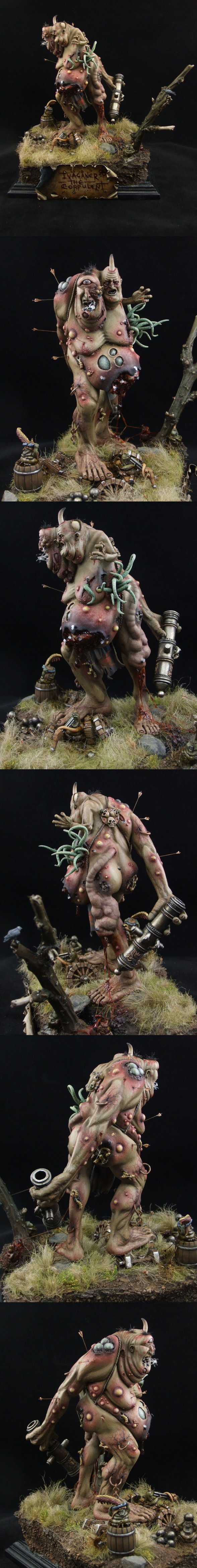 Nurgle Giant (UKGD 2012 Silver)