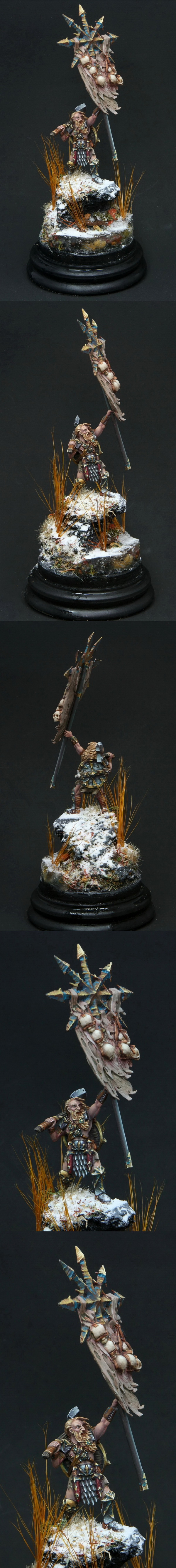 The Barbarian of Wasteland (from Command Group)