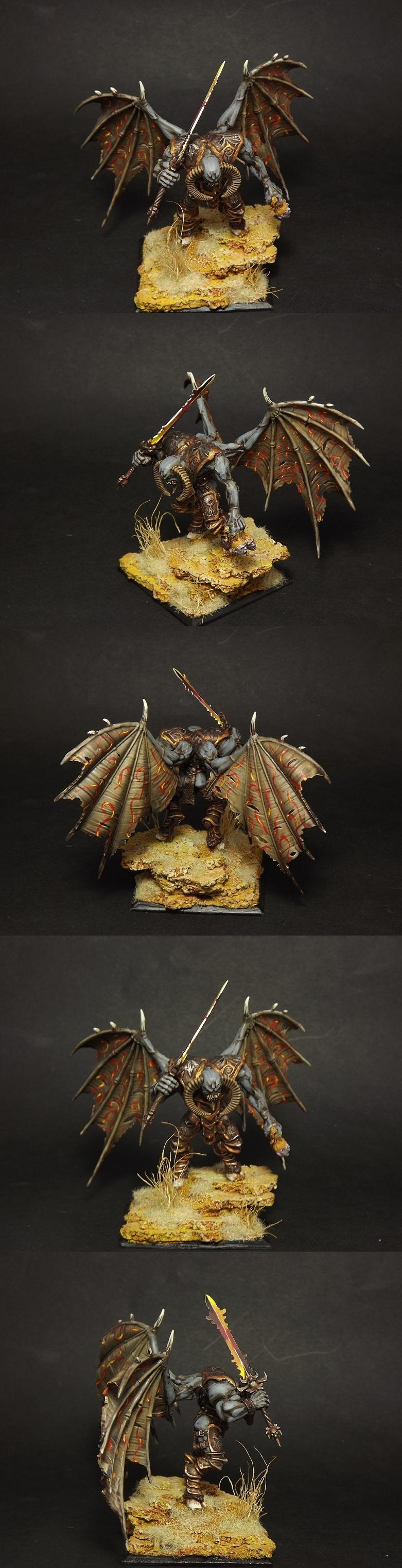 Daemon Prince of Chaos