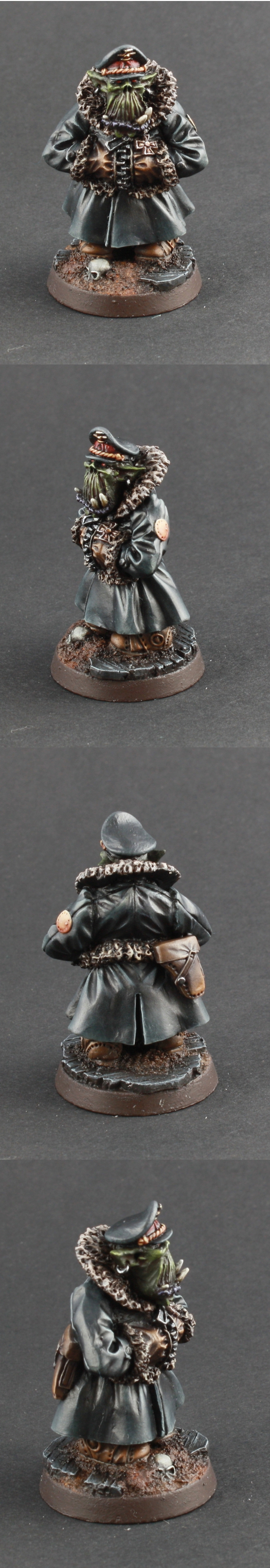 Ork Komissar