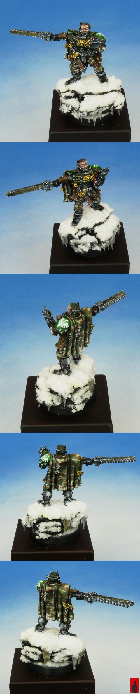 Dark Angel Scout Sergeant Naaman