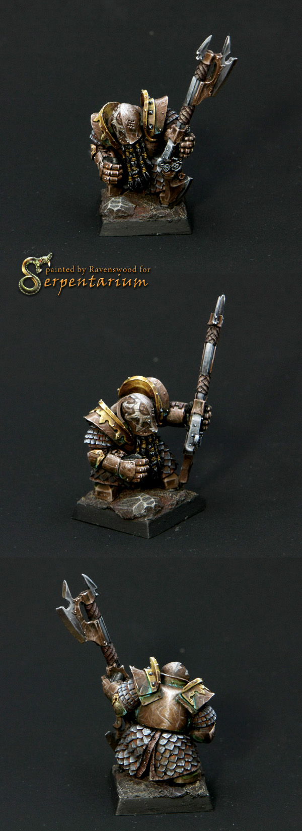 Chaos Dwarf Infernal Guard