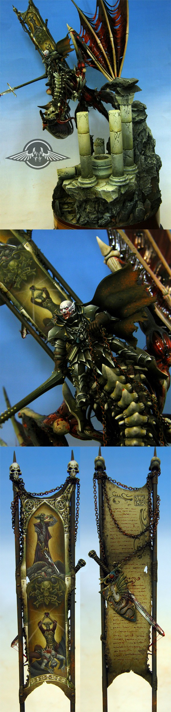 Slayer Sword UK 2012 #2