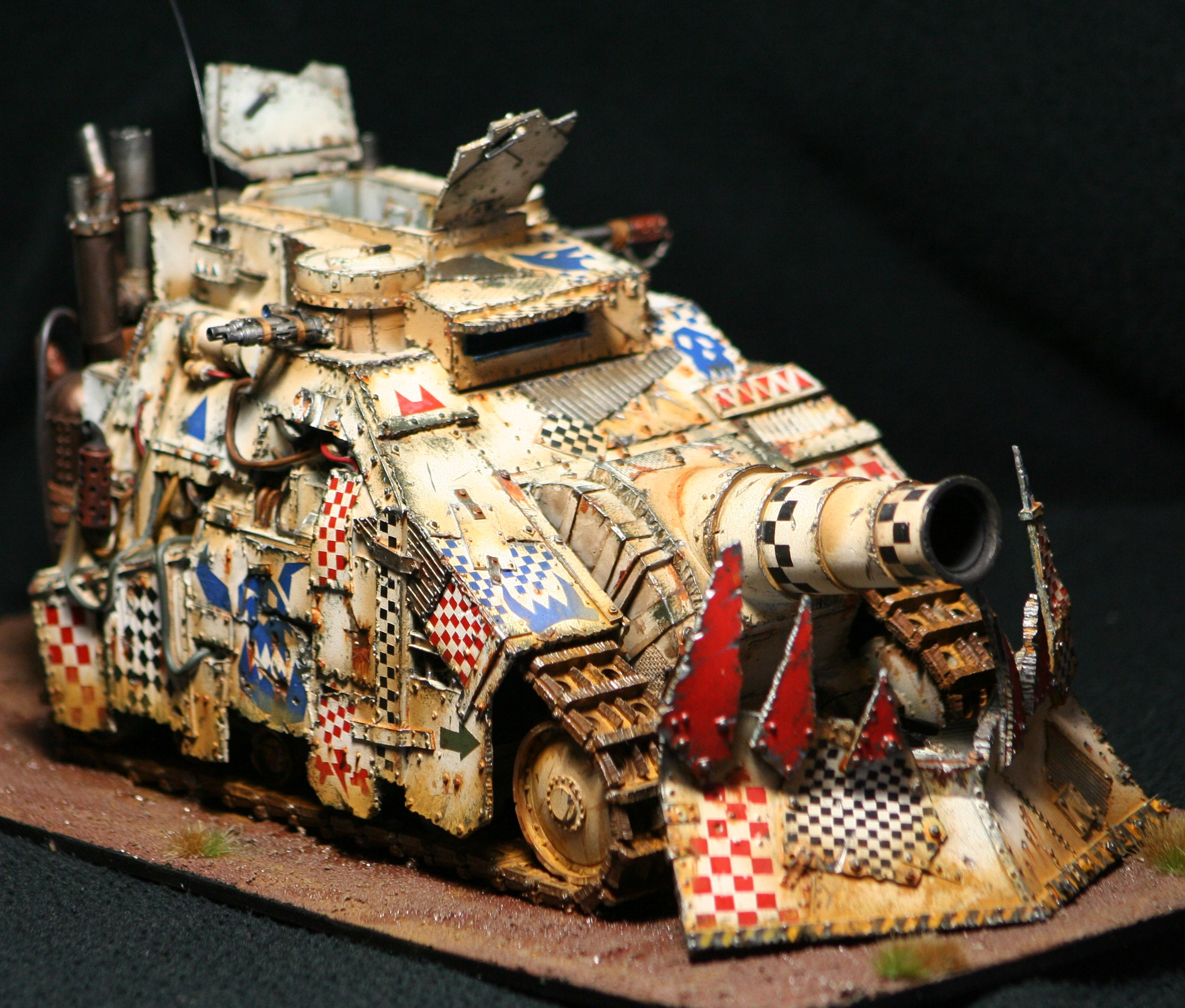 ORK KILL BURSTA TANK