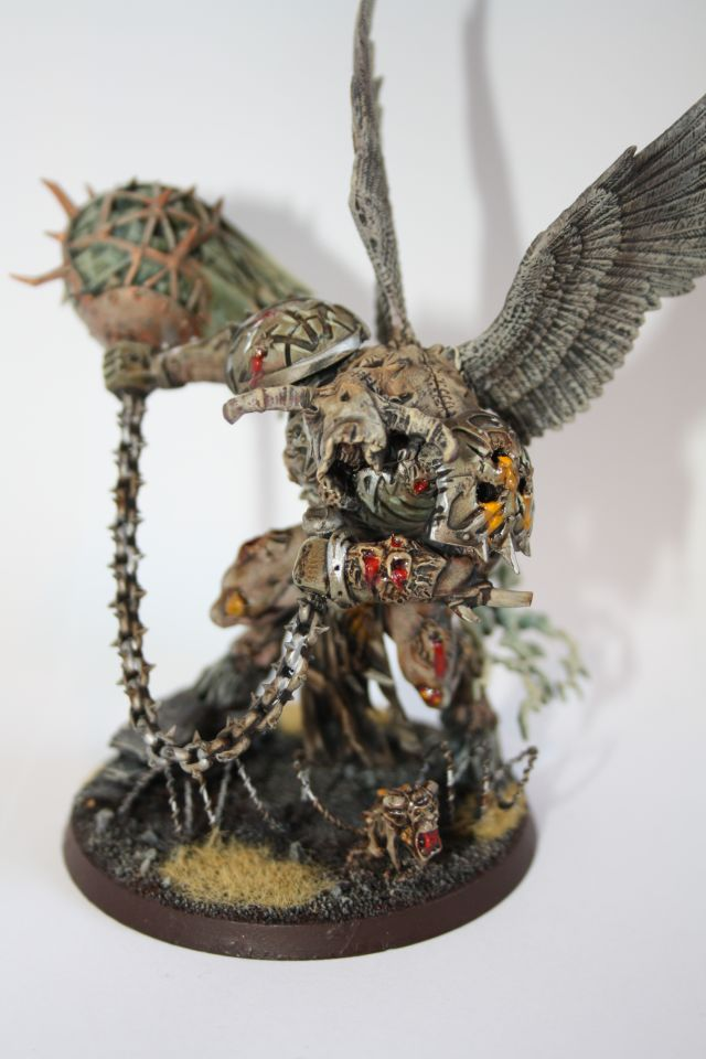 Daemon Prince Tactics Daemon Prince of Nurgle