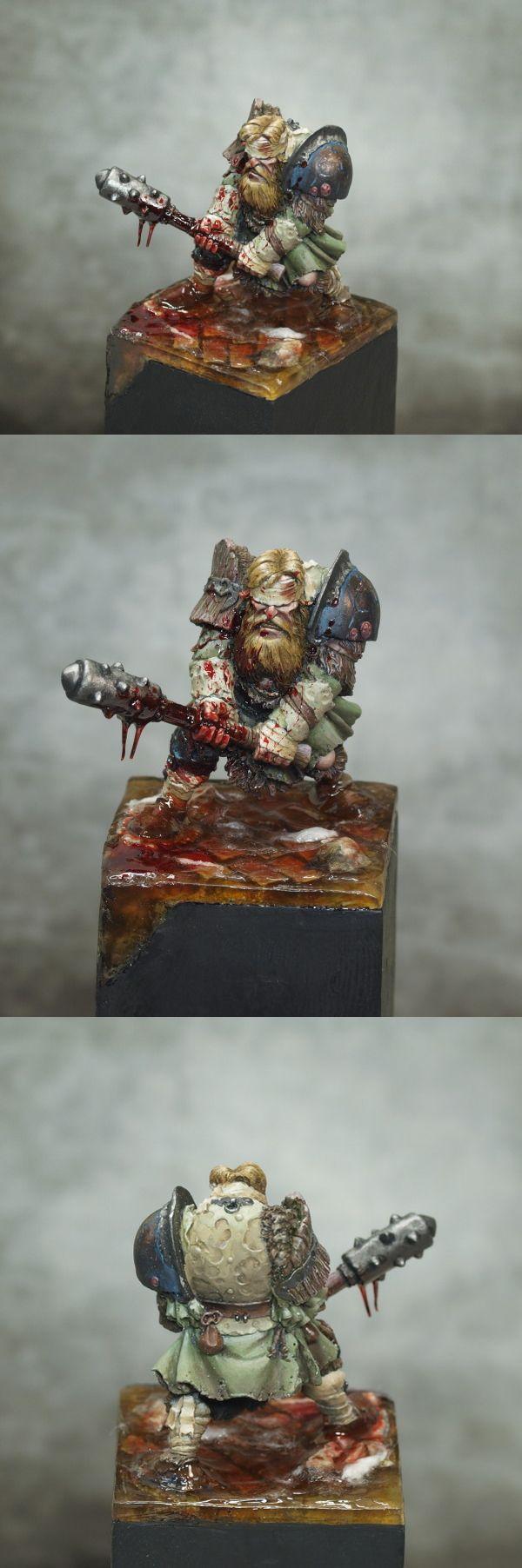 Brom the Gutter Dwarf