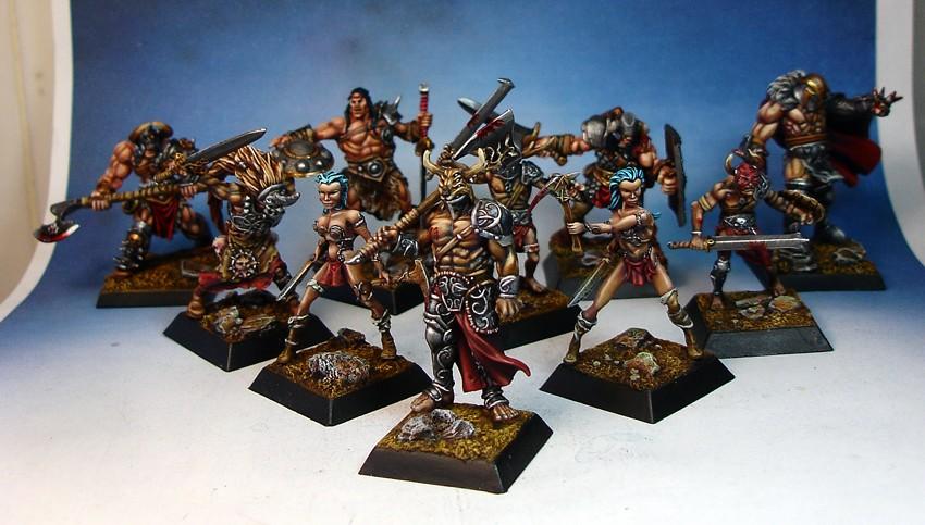 Mordheim Proxy