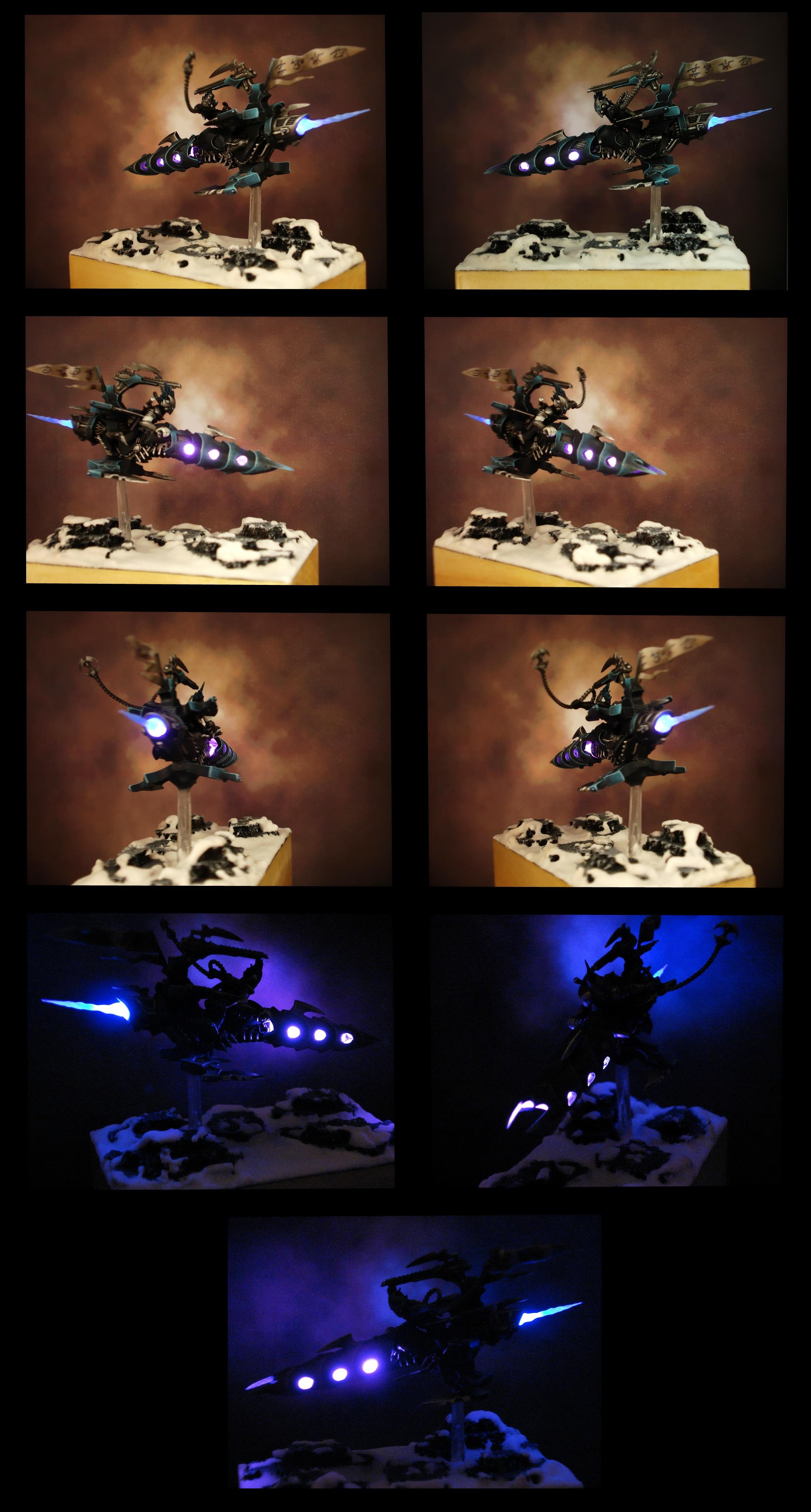 Dark eldar jetbike