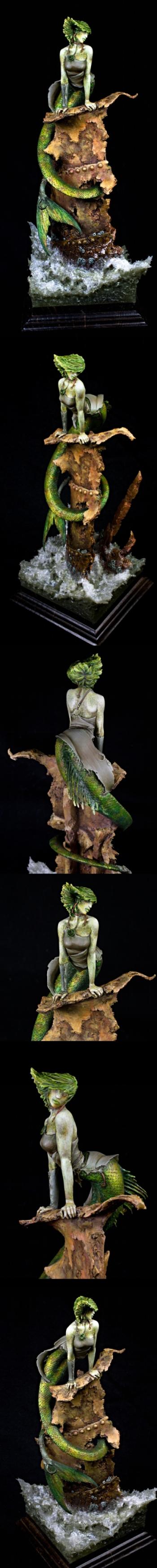 Sirena - Origen Art