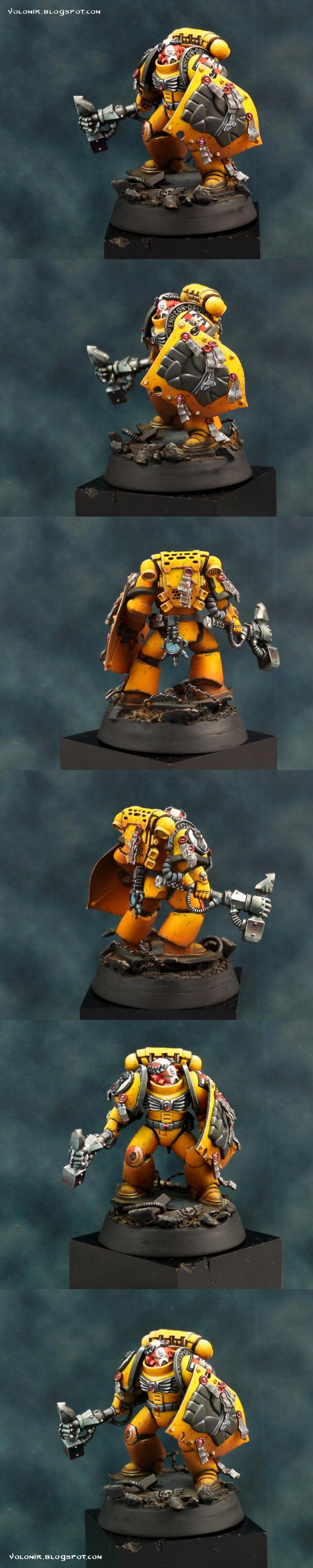 Artscale Imperial Fist Deathwatch