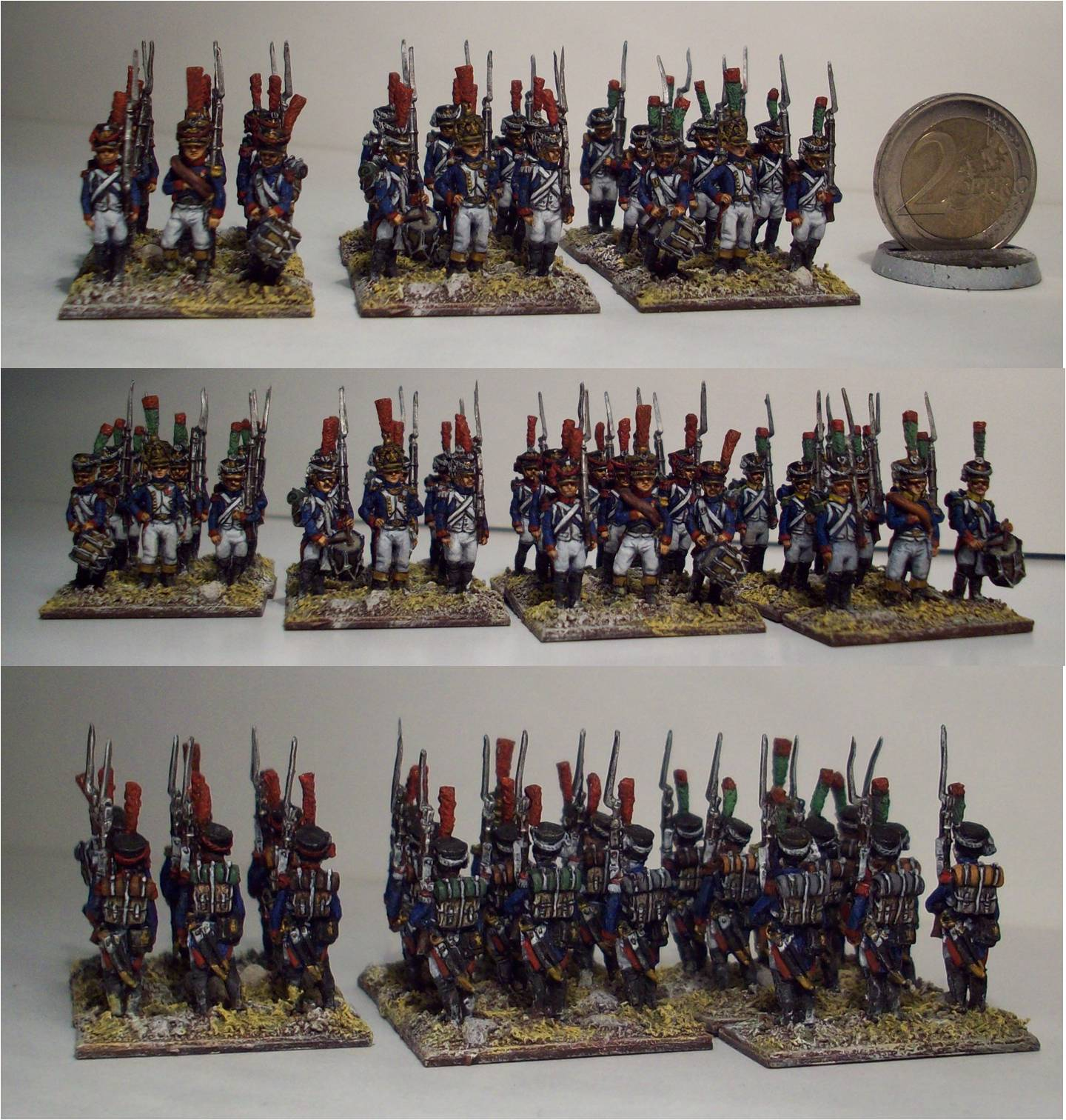 15mm French Young Guard / Jeune Garde Française, AB Figures