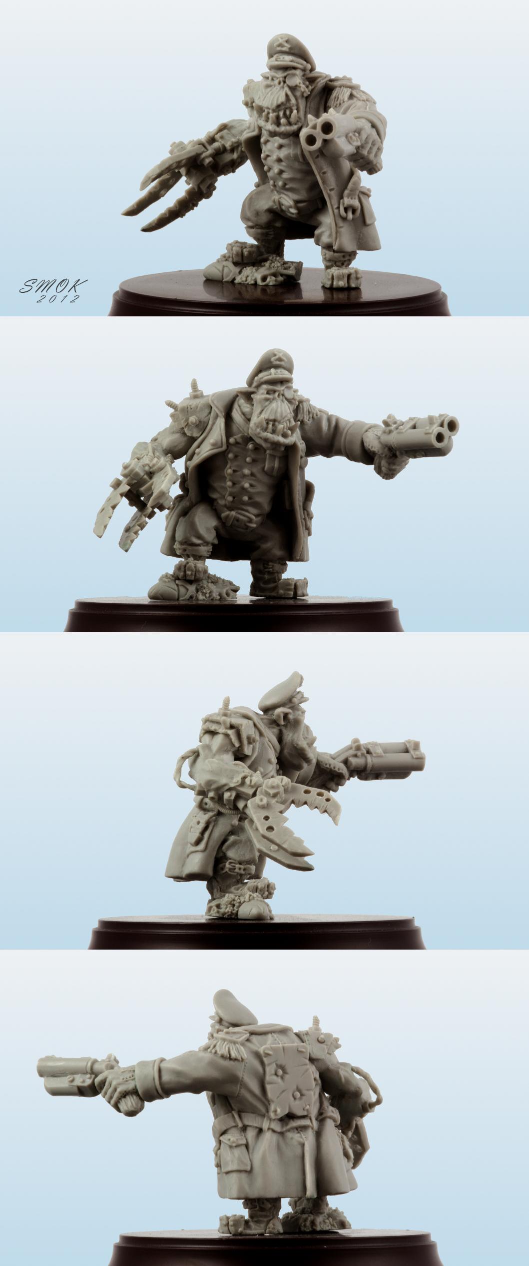 Orc commander