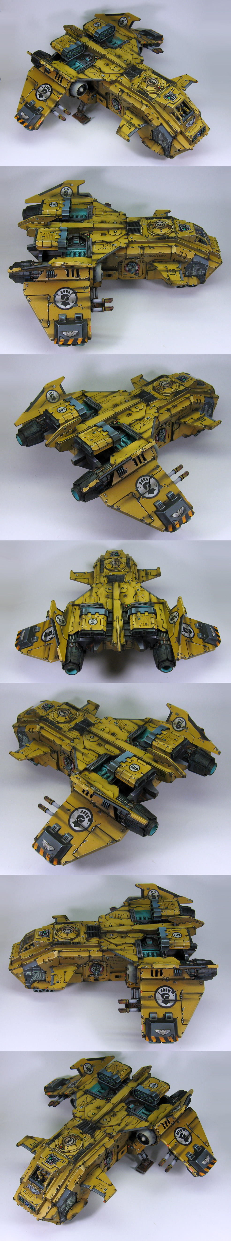 Imperial Fists Storm Eagle