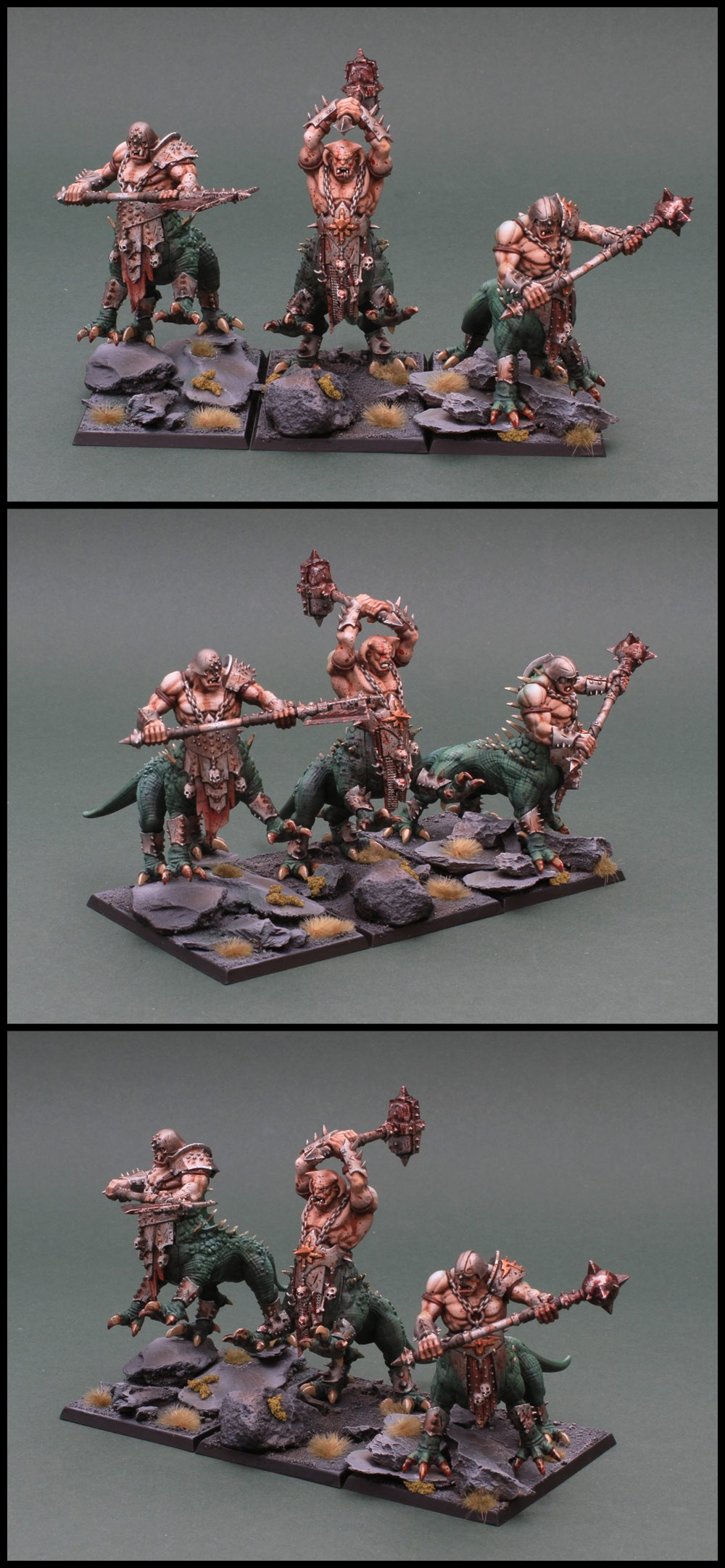 Warriors of Chaos - Dragon Ogres 4