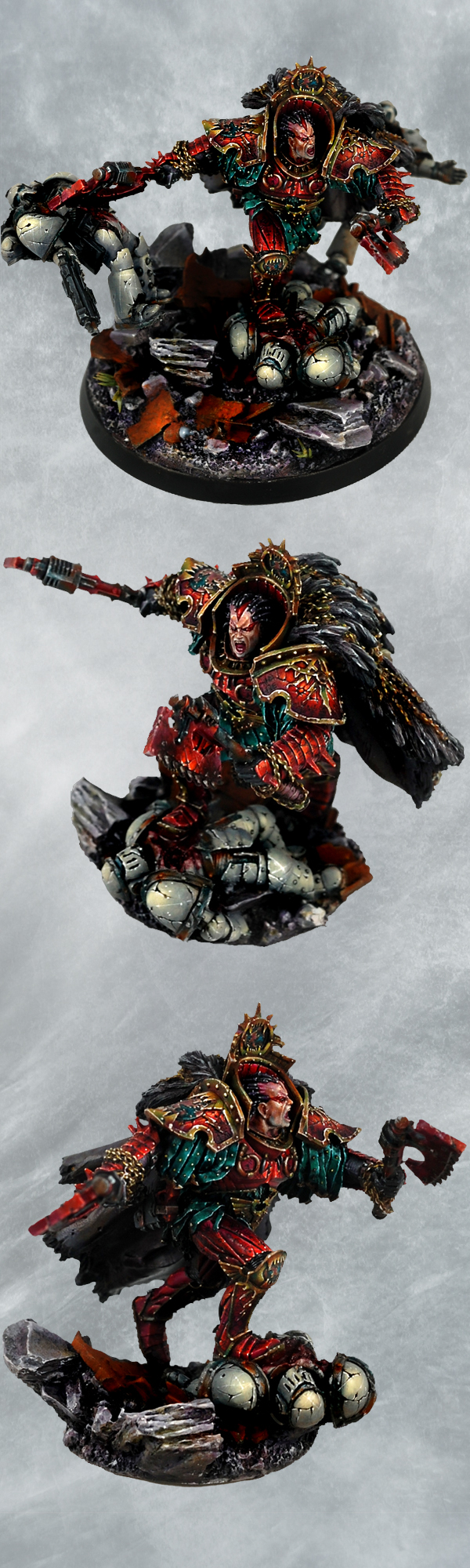 Angron, World Eaters Warlord