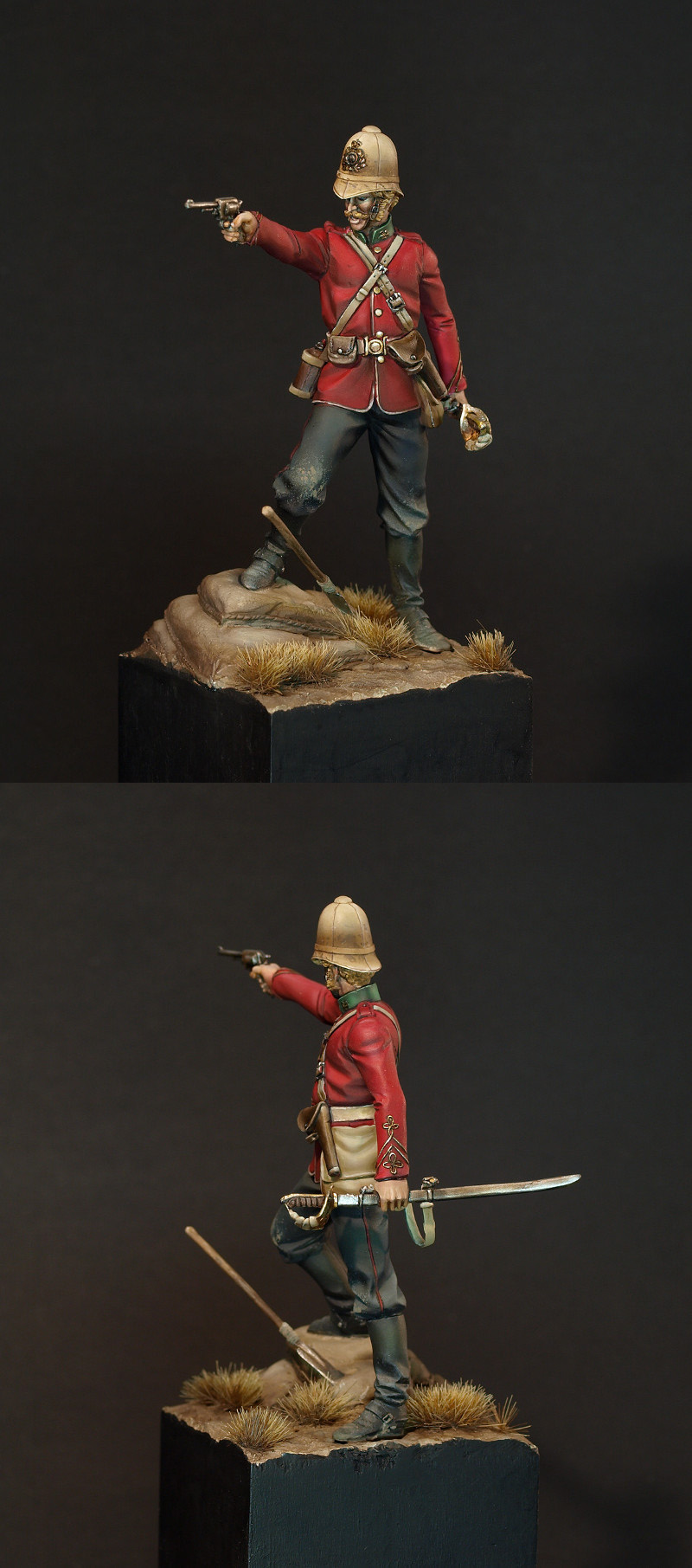 British Officer - Zulu Wars