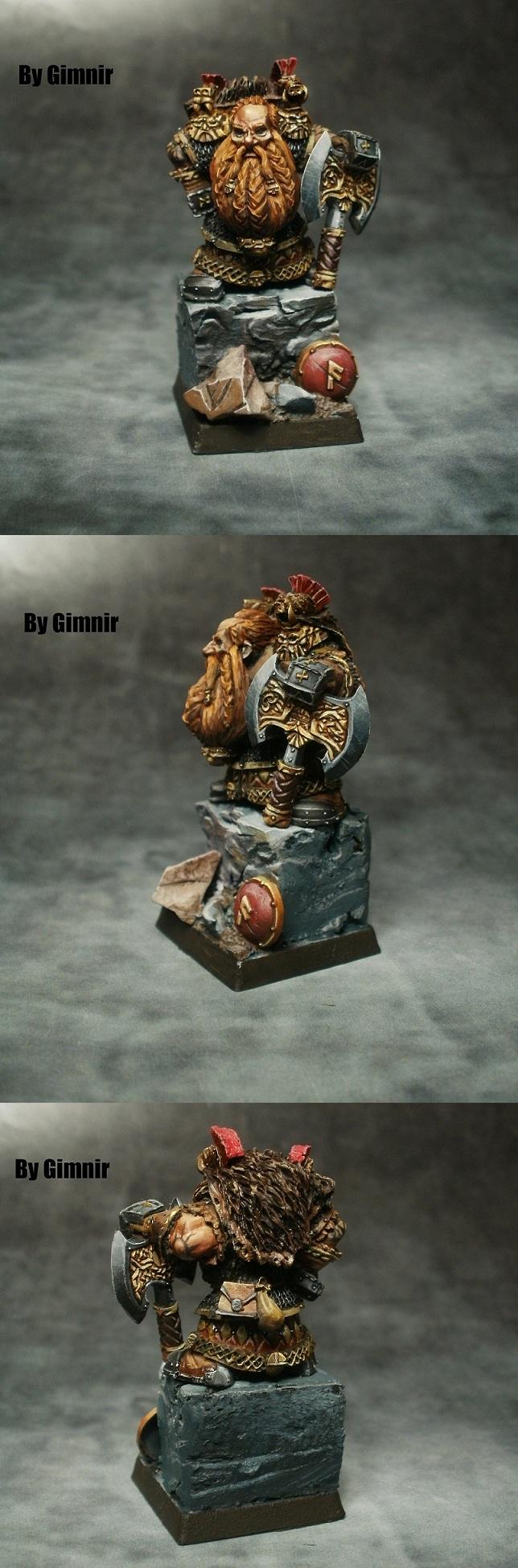Dwarf lord -forgeworld.