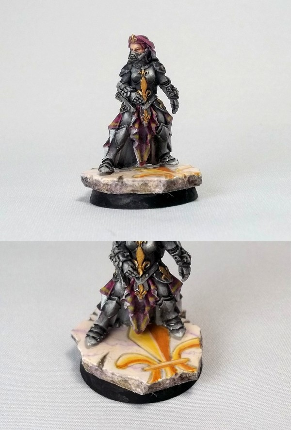 Sisters of Battle Hospitalier