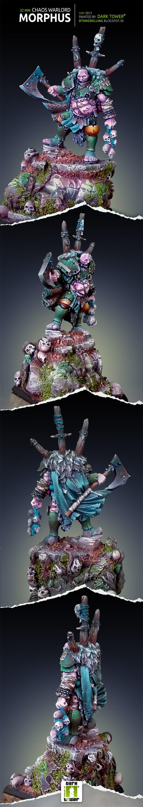Morphus Chaos Warlord