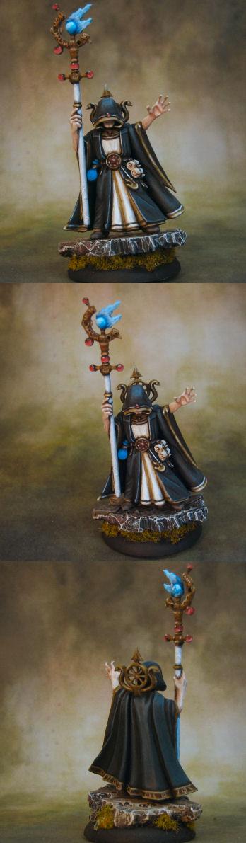 Empire mage wizard