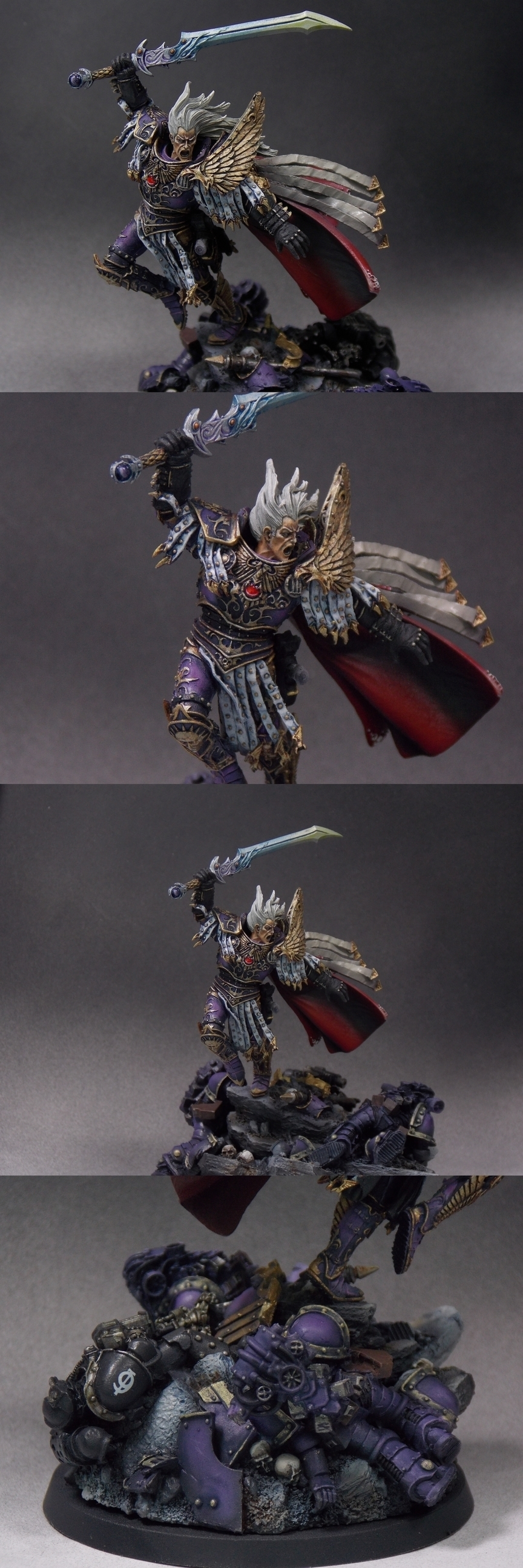 Fulgrim Primarch of the Emperors Children