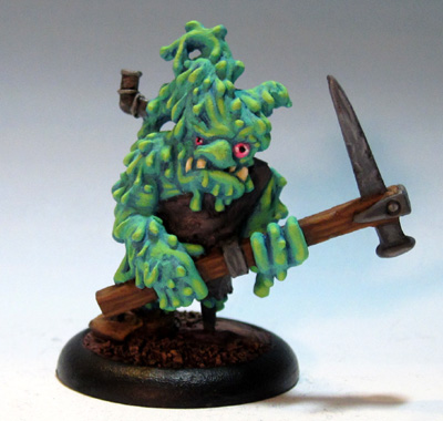 The Guy With The Killin' Stick: Horc Limblopper Low Life Minis