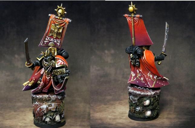 Space Marine Samurai 2