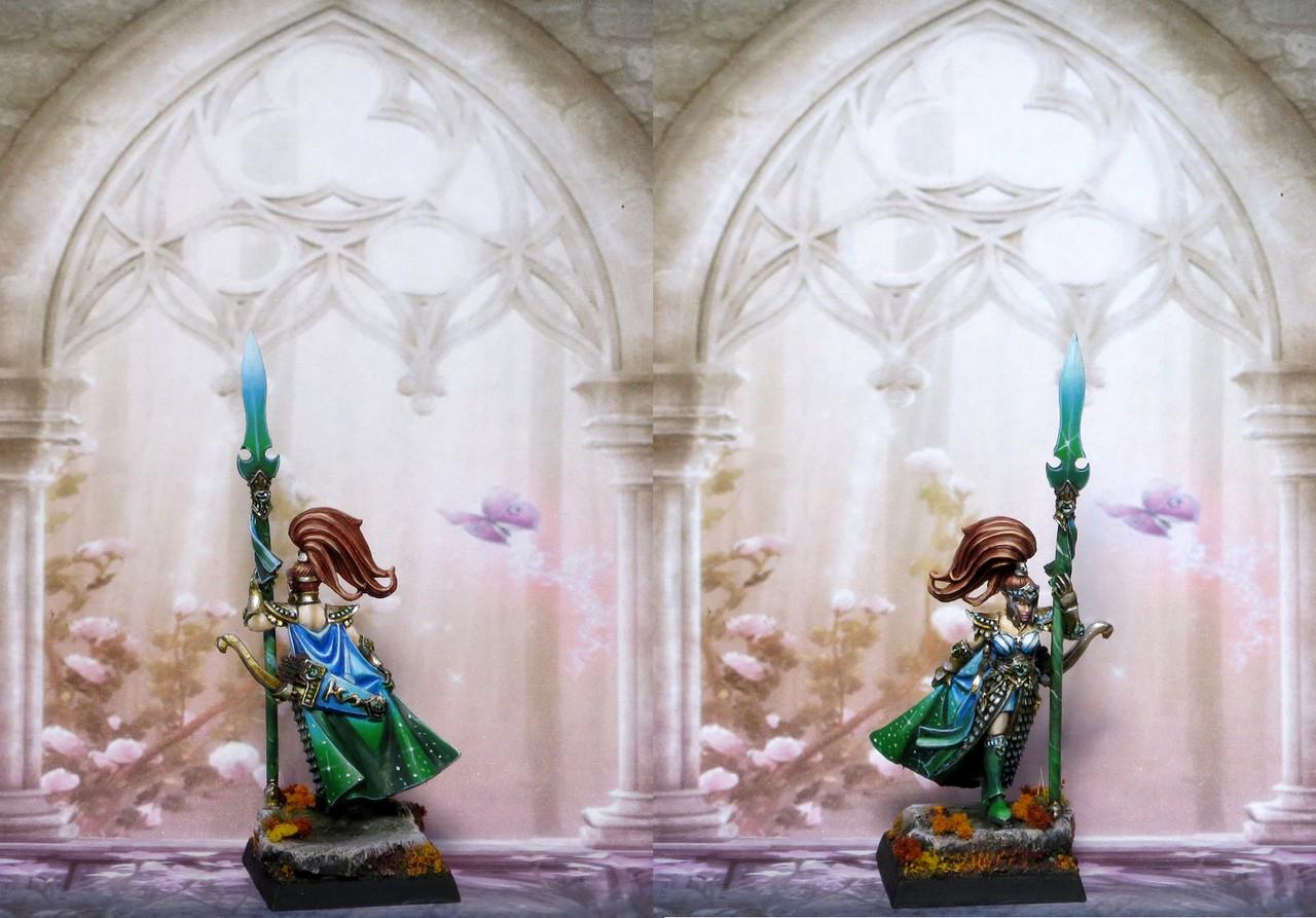 High Elf Handmaiden of the Everqueen 2 by Violet