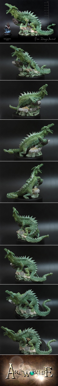 Fire Dragon Ancient - Arcworlde