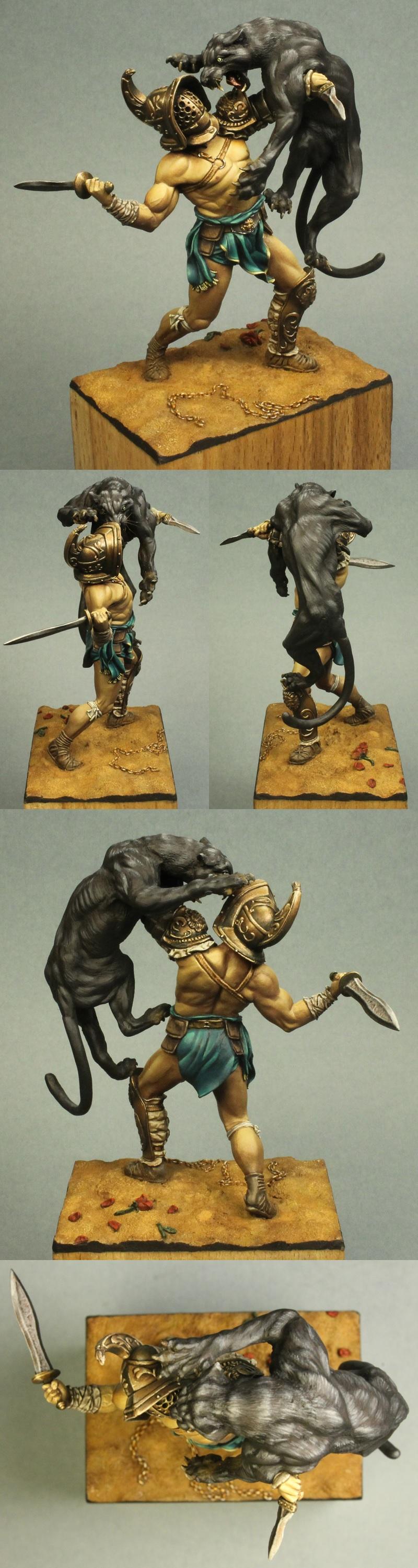 Duelo de Bestias / Duel of beasts