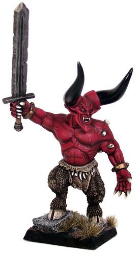 Diablo - Cloven Hoofed Beast [Devil kit]