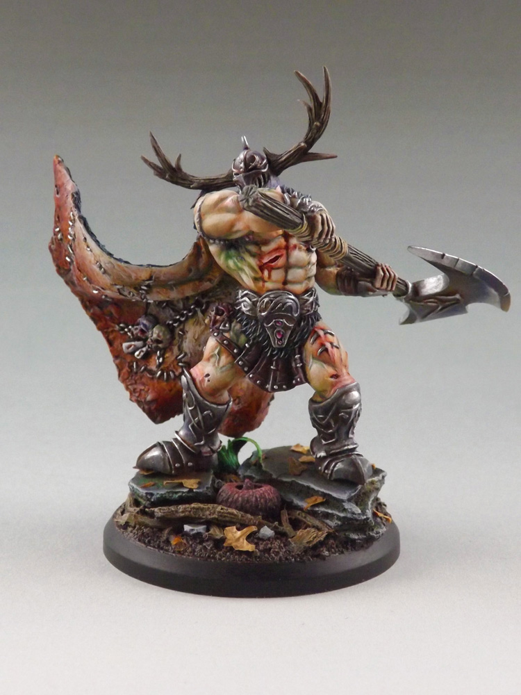 CoolMiniOrNot - Siegfried The Horned One, Guardian of the