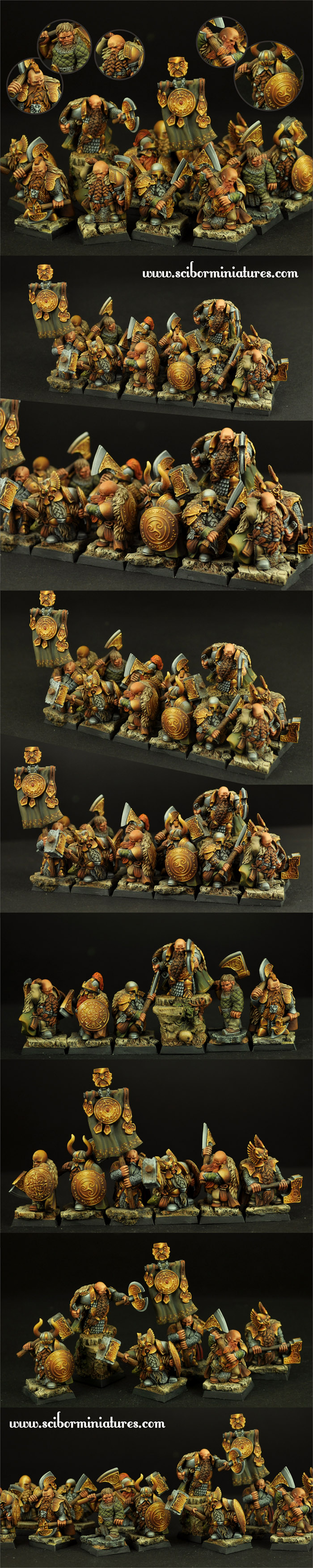 Dwarves Ducal Guard