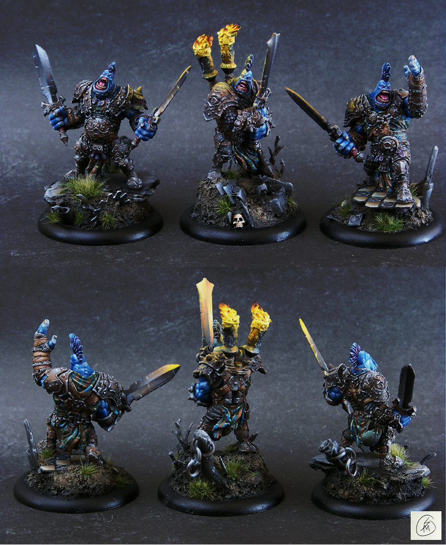 Trollbloods, Sons of Bragg