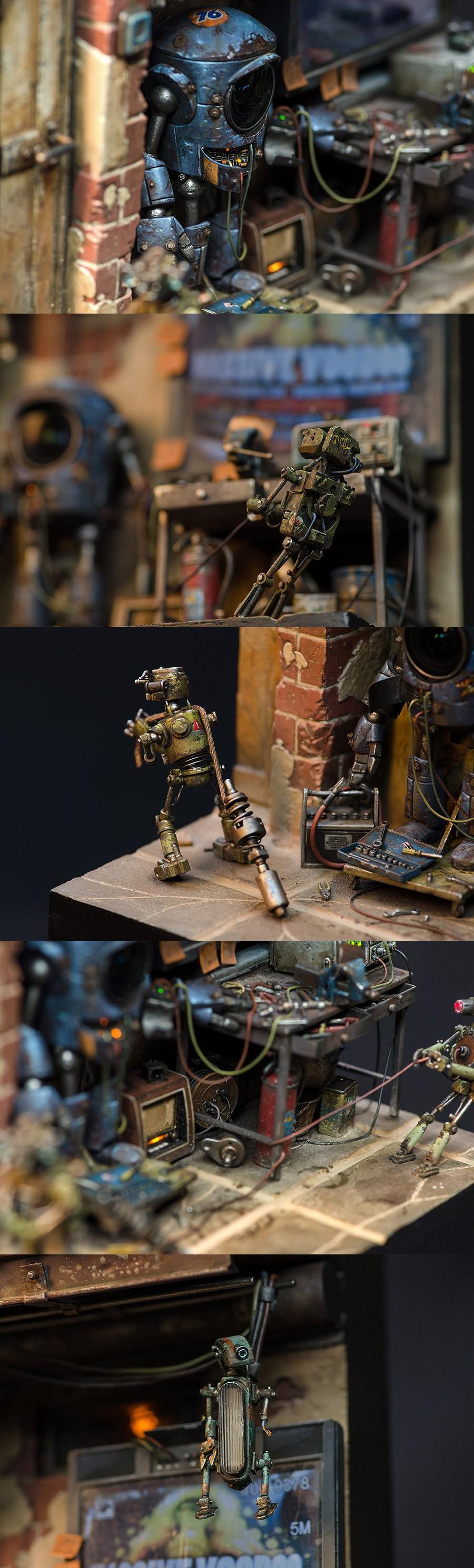Giu's Robot Repairs - Part 2