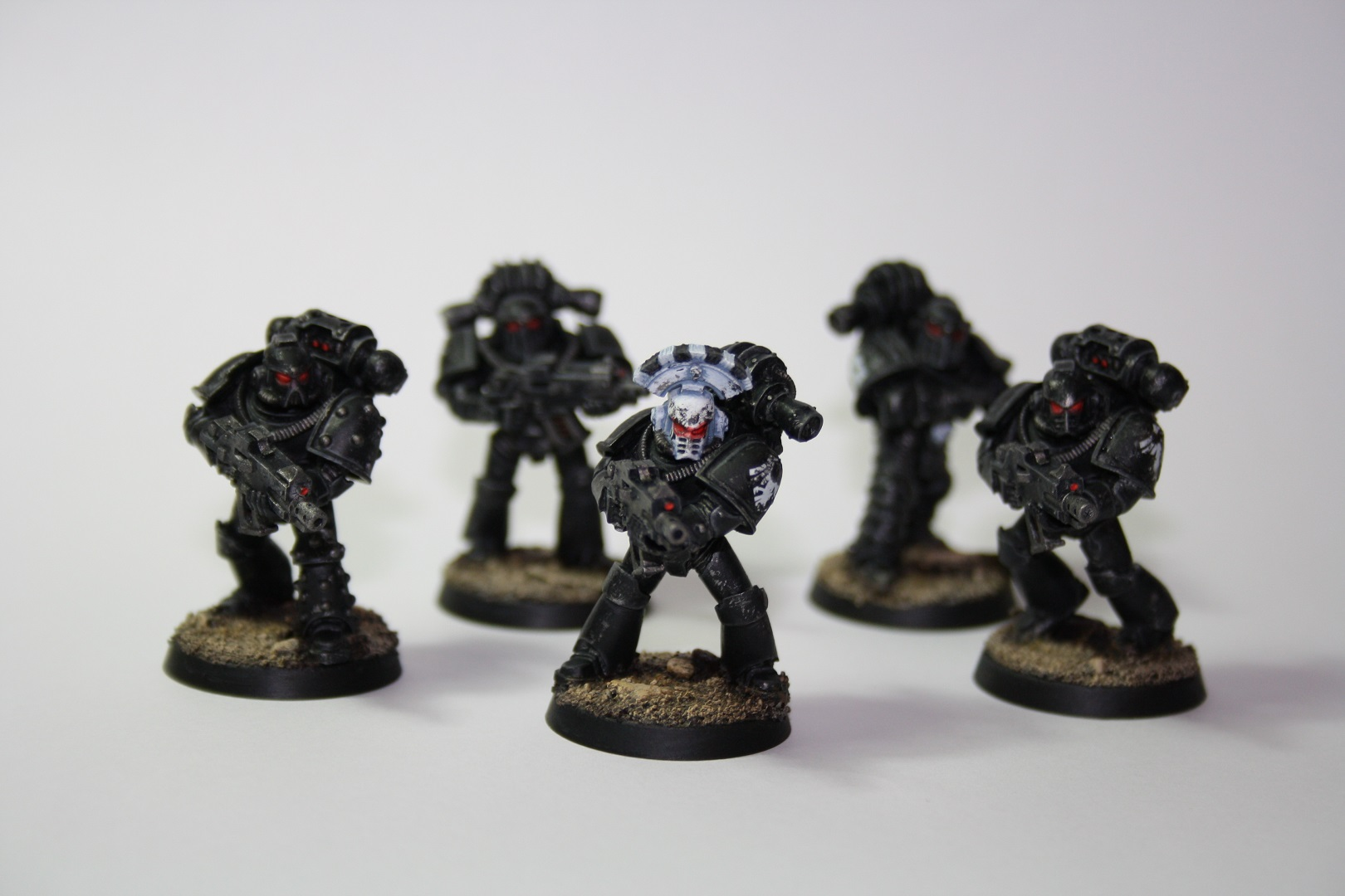 Coolminiornot Raven Guard By Seth833