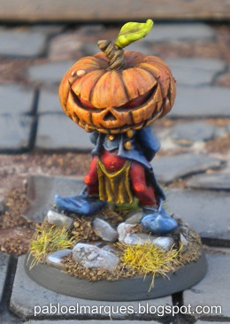 Dr. Jekyll Pumpkin