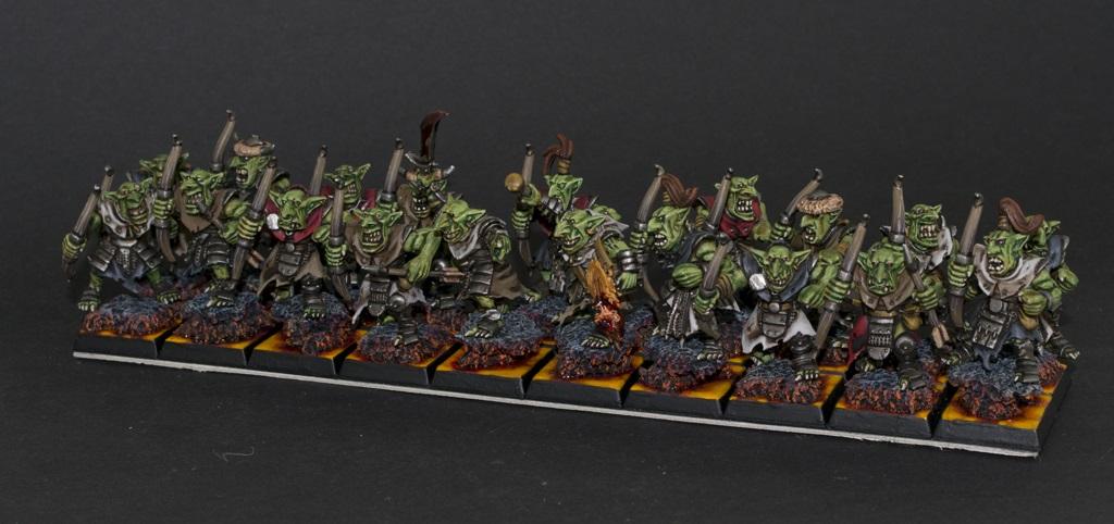 First Hobgoblin Cutthroats Unit