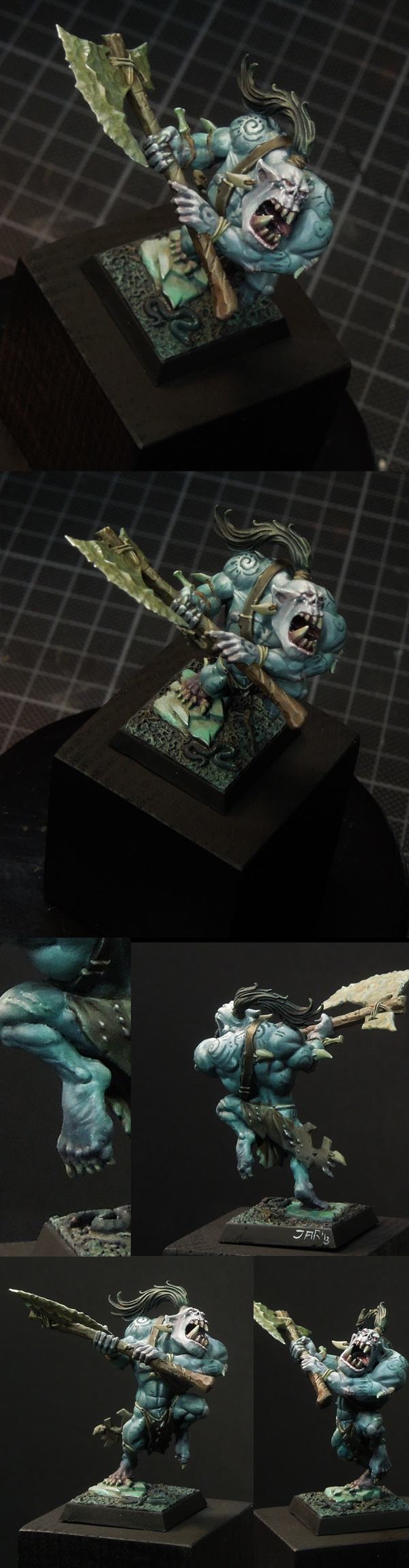 Wild Orc Chieftain