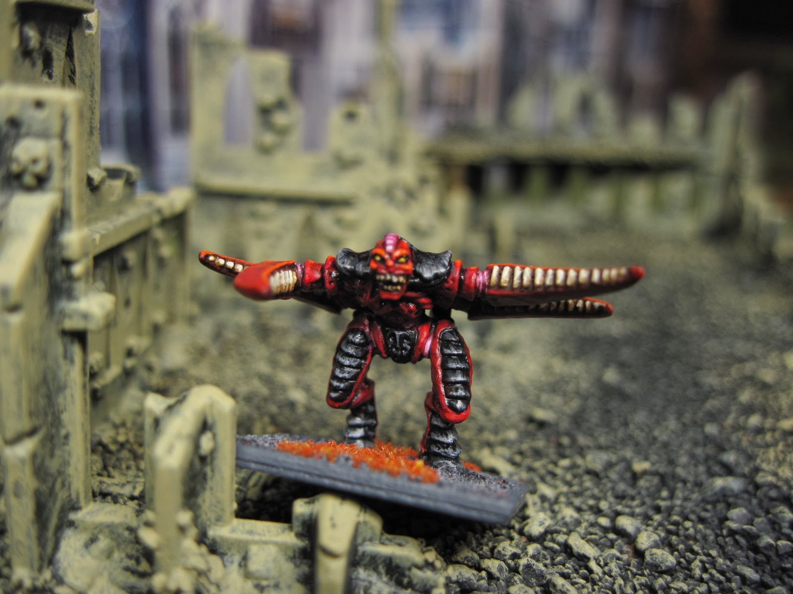 CoolMiniOrNot - Hive Fleet Onachus Carnifex (Epic Scale) by