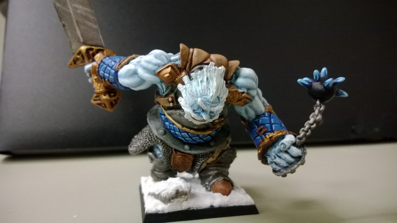 fire giant miniature - photo #7