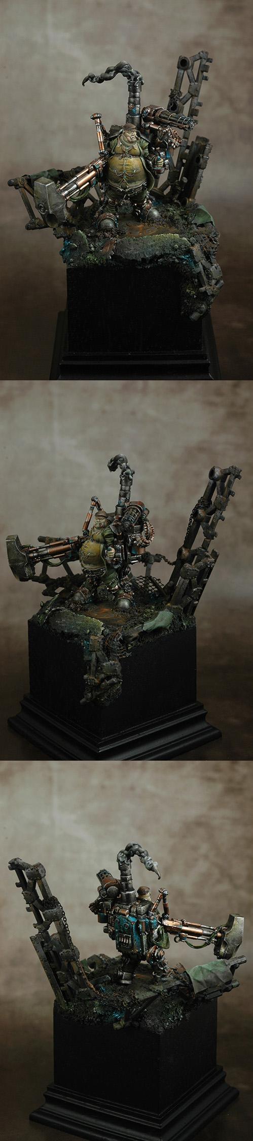 Mr Toad - Infamy Miniatures