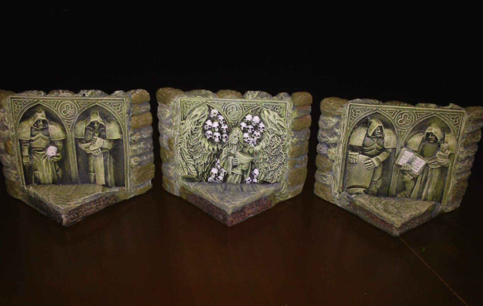 Dwarven Forge Conversion with Scibor wall reliefs